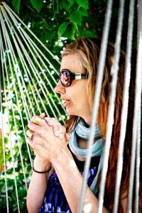 Stina Nilsson, poesidebutant