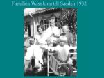 Sanden/Norra Finnö historia sökes av skötsamförfattare