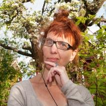 Framför päronträdet