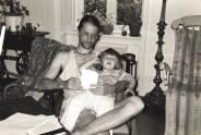 Ett barn, en far, och en bok