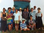 Konstkurs på Fårö 1994