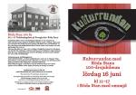 Hela programmet- Röda stan firar med Kulturrunda &100-årsjubileum