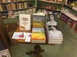 Här är mina tio böcker varav tre ärljudböcker
