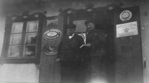Sanden_1890_bilder.012-Sanden 1890 Den första handlaren
