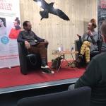 Författarsamtal på Norrköpingsstadsbibliotek