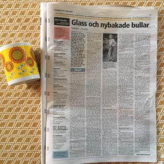 länstidningen-novell sanden