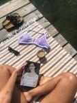 """""""En riktig sommarbok! Jag kan rekommendera denna boken en solig sommardag på stranden. Där är denperfekt."""""""